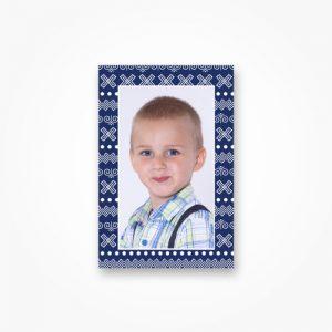 Portrétna fotografia Čičmany 2 ks