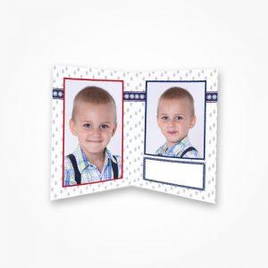 Pohľadnice Vianoce 2 ks