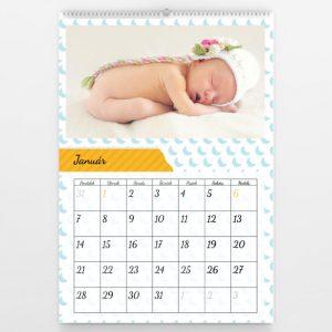 Kalendár veľký - Sladké sny