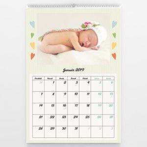 Kalendár veľký - Na ľudovú nôtu