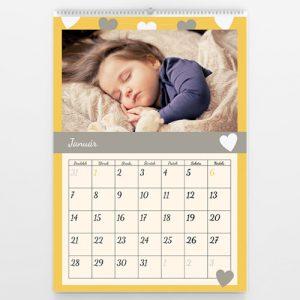Kalendár veľký - Hravý deň