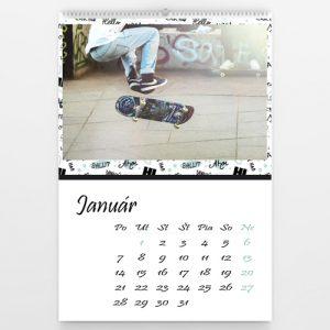 Kalendár - Komix