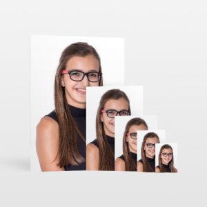 Portrétne fotografie