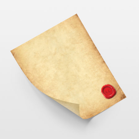 Pergameny na stužkovú